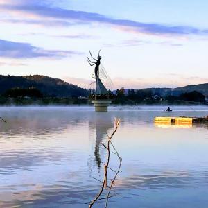 2019.12.5高滝湖と今年のまとめ
