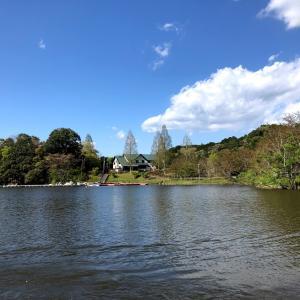 2021.4.7亀山湖