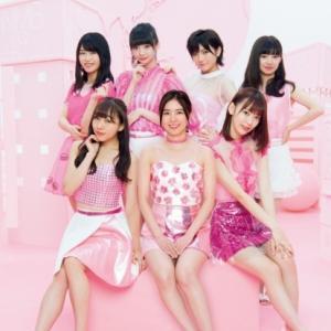 "AKB48""神7""集結 松井珠理奈・須田亜香里・宮脇咲良が輝く美脚を披露"