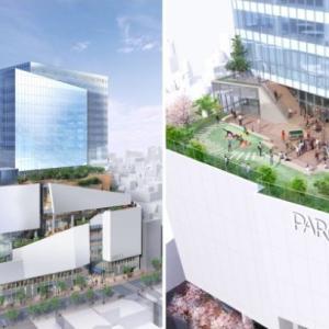 (ニュース)新生 渋谷パルコ の内部公開、日常と非日常を繋ぐ次世代型商業施設に刷新  「さらにお客様を増員!」