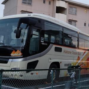 ハイブリッド大型バス