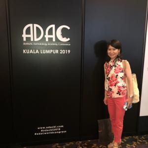 美容皮膚科の学会のため、マレーシアに行ってきました