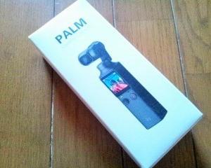 ジンバルカメラ~『FIMI PALM』~を買いました。