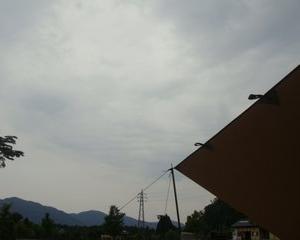 #288 雨キャン(白山吉野オートキャンプ場)