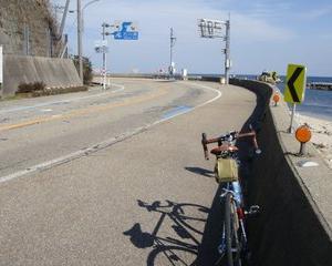 #300 春の氷見~七尾サイクリング