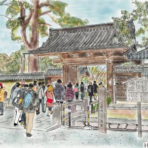 京都 冬の寺巡り その4