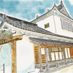 城の風景 津山城