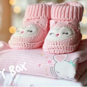 FinnishBabyBoxで冬生まれベビー服一式を揃えました。可愛いし準備も楽!