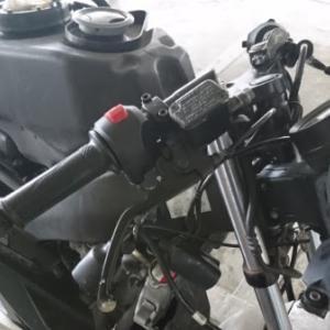 YZF-R125修理①