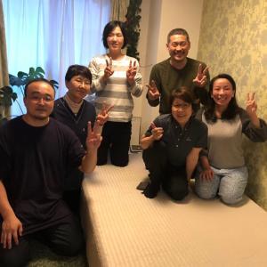 横浜で整体技術練習会