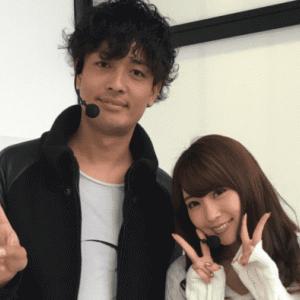 【芸能】「矢口ショック」から7年~中村昌也が森咲智美とまったり半同棲♥