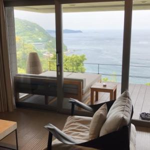 【配当金で旅行しよう】新コロ明けの久々の小旅行は熱海の人気のお宿「ATAMI せかいえ」。
