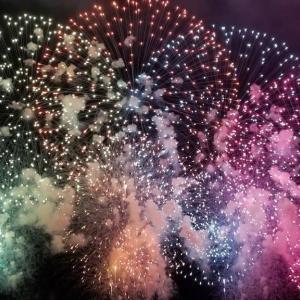 【新潟旅行】「長岡まつり大花火大会」に行ってきました。