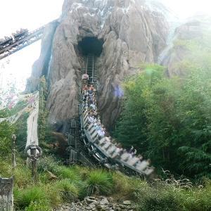 WDW アニマルキングダムのエクスペディション・エベレスト