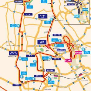 つくばマラソン 2018 レースレポート スタート&コース攻略編