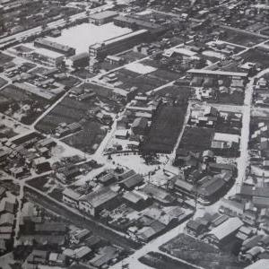 昭和40年の翠町 付近【広島市南区】