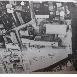 昭和46年の翠町小学校 付近【広島市南区】