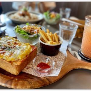 厚切りパンで満足 〜グッドネイバーズコーヒーRelaxing高松十河店〜