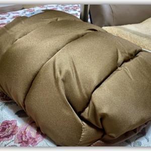 秋 〜キムの寝袋〜