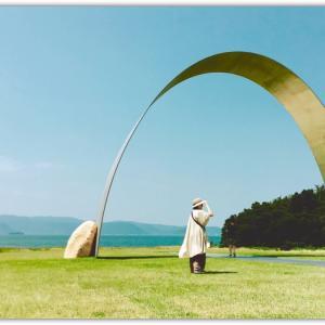 瀬戸芸 〜直島で知り合った女性〜