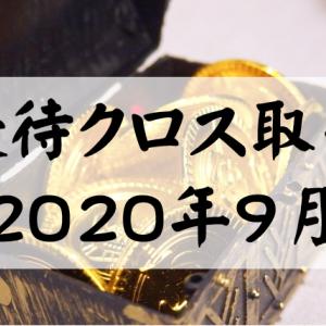 2020年9月 優待クロス 最終 + 現物保有分の紹介