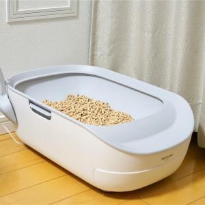 ペットケアモニターを設置!ニャンとも清潔トイレと比較してみる