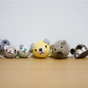 猫のおもちゃ【ネズミ編】定番のツーショットはやっぱり可愛い♫