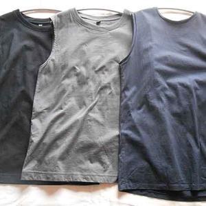 【Wardrobe】ノースリーブTシャツ