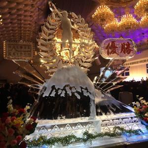 「参加してきました」:第95回箱根駅伝優勝祝賀会:東海大学