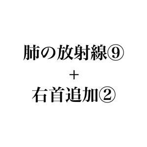 【8/12】肺の放射線⑨+右首追加②(入院17日目)~世界一怖い乗り物ってナーンダ?〜