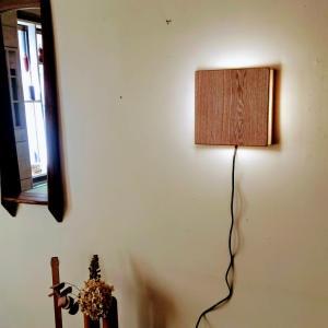 オーダー製作 ブラケットランプ