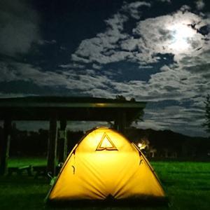 ソロにもファミリーにもオススメな無料キャンプ場!つくも水郷公園キャンプ場