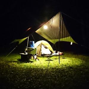 実は車の乗り入れが可能だったキャンプ場!豊浦町森林公園