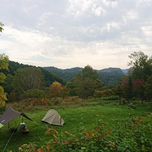 設備充実でサウナ付きコテージが魅力のキャンプ場!かもい岳ビレッヂオートキャンプ場