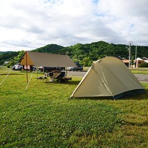 お気に入りのキャンプ場でソロキャン!吉野公園キャンプ場