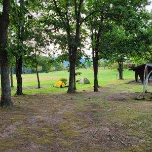 利用者が少ないけど夜景スポットなキャンプ場!太陽の丘えんがる公園キャンプ場