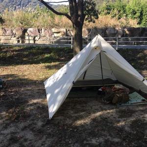 令和元年 第23回キャンプ パンダVC初張グランピング気分キャンプ