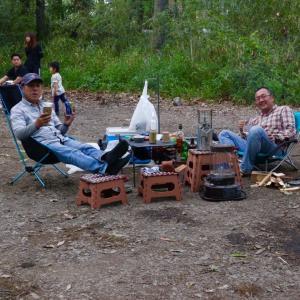 令和2年 第7回キャンプ のんびりゆっくりシンプルコラボキャンプ