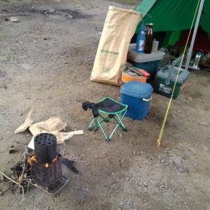 平成31年 第2回キャンプ なんか調子の乗らんキャンプ