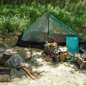 令和元年 第5回キャンプ ソロからグルキャンに