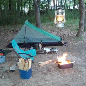令和元年 第6回キャンプ やっぱりソロは癒される ちょびっとコラボ