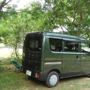 令和元年 第7回キャンプ 素晴らしいエリア発見&忘れ物多数車中泊キャンプ