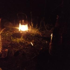 令和元年 第10回キャンプ 夕飯を食べてからの出発&野営地探し