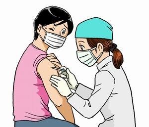 昨日大規模接種会場でワクチン打ってきたんやがwww