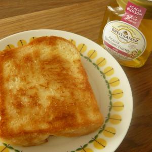 食パンの好きな食べ方♪