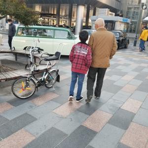 1月3日 カスタムカーを見に行く&エイヒレに合うのは日本酒?