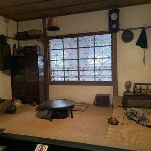 暗い影「地震」と「戦争」 太平洋戦争 江戸東京博物館より