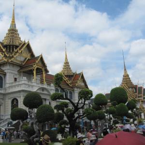 果たしてバンコク旅行に行けるのでしょうか