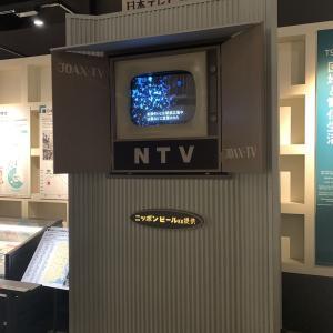 街頭テレビの話
