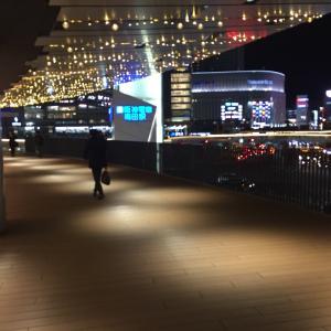 大阪にて2/人と語らうのは有効なアウトプットである。